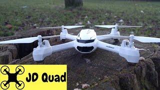 Hubsan x4 Desire H502S GPS+Follow Me Quadcopter Drone Flight Test Video