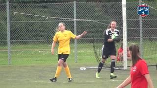 1/2 Finale de la Coupe LAuRAFoot Féminine : FC St Etienne / Olympique Lyonnais (B)