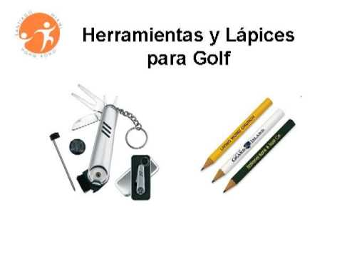 Ideas de Articulos de Golf