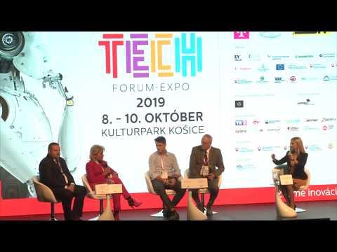 Panelová diskusia-HealthTech: Dokážu technológie zlepšiť kvalitu života?
