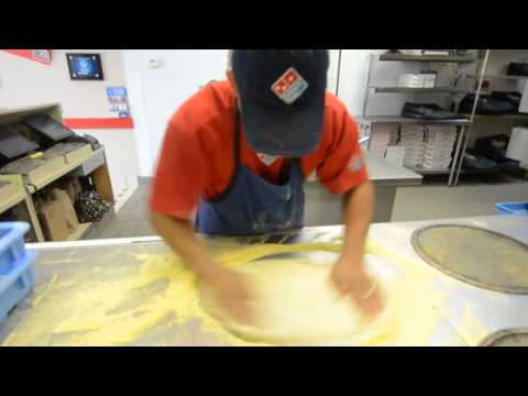 3 Pizzas in 39 seconds