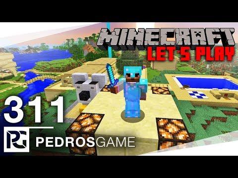FARMA NA UTOPENCE | Minecraft Let's Play #311