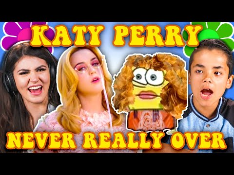 Generations React To Katy Perry - Never Really Over (Music Video And Meme Compilation)