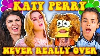 Generations React To Katy Perry   Never Really Over (Music Video And Meme Compilation)