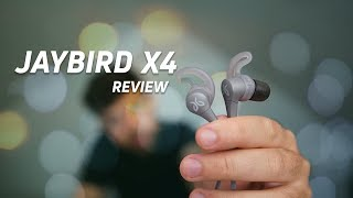 Jaybird X4 review: The newest iteration is better for a reason