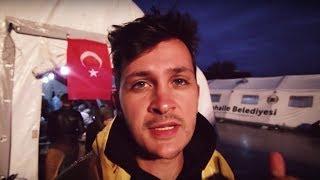 440 Kilometer für Gerechtigkeit: Protestmarsch in der Türkei (Cemcorder)