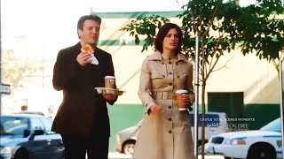 Castle 1x09 Moment: OMG, you subscribe to my website? Are you Castlefreak1212?   (Little Girl Lost)