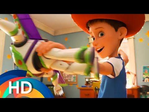 Toy Story 4 (2019) - Câu chuyện đồ chơi 4 - Phim hoạt hình Disney Pixar