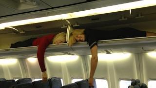 Бухой самолет. Или Летим на отдых!