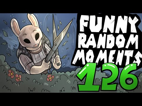 Dead by Daylight funny random moments montage 126