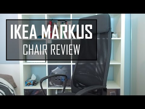 IKEA MARKUS Chair Review – Best Budget Chair