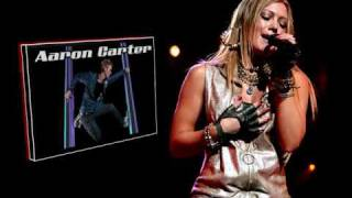 Aaron Carter Let Go Song About Hilary Duff HQ
