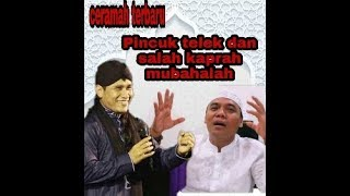 GUS MIFTAH TERBARU  Pincuk Telekk & Salah Kaprah Mubahalah Gus Nur