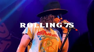 DIRTY HONEY - Rolling 7s (live)