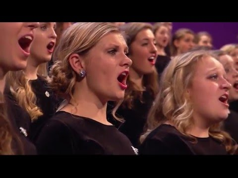 """And Can It Be?"" By Dan Forrest. BYU-Idaho Choirs & Orchestra."