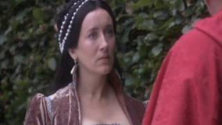 Maria Doyle Kennedy Tudors Bloopers