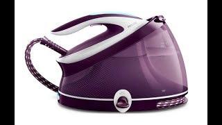 Philips GC9325/30 PerfectCare Aqua Pro Steam Generator Iron - UNBOXING