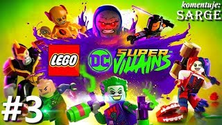 Zagrajmy w LEGO DC Super Złoczyńcy [PS4 Pro] odc. 3 - STAR-y, gdzie moja bieżnia?