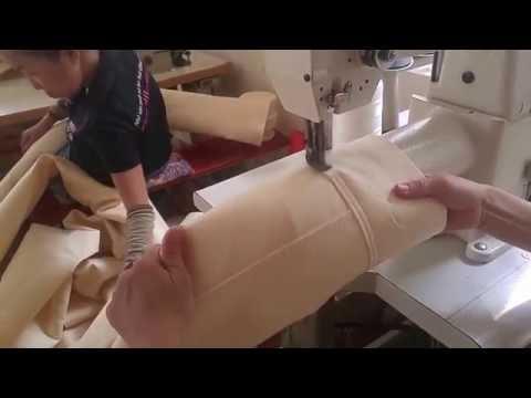 Túi lọc bụi công nghiệp - Đạt Tín