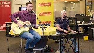 Paul Pizzera & Otto Jaus   Wir Gewinnt (live @ Antenne Steiermark)