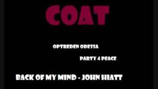 Back of my mind - Coat