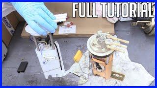 Fuel Pump Replacement Chevrolet Silverado