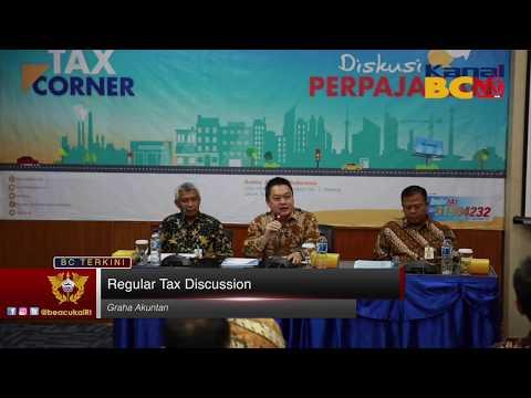 Regular Tax Discussion