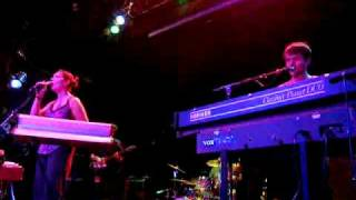 Stereolab - Mountain - October 14, 2008