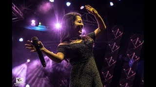 dilbar dilbar - NEHA KAKKAR LIVE in AGON 2K18 | CNMC | COLLEGE GIG | L R PRODUCTION | Bollywood Diva