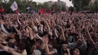 ՈՒՂԻՂ. «Հայաստան» դաշինքի նախընտրական հանդիպումը Մարտունիում