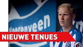 sc Heerenveen tenues (seizoen 2019/2020)