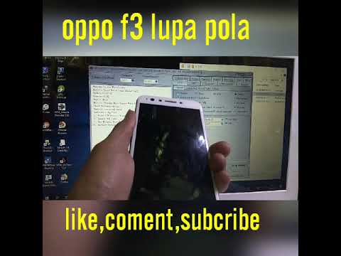 Download Oppo F3 Hard Reset Video 3GP Mp4 FLV HD Mp3 Download