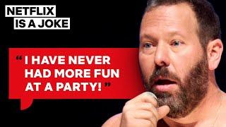 Bert Kreischer's Daughter Had A First Period Party | Netflix Is A Joke