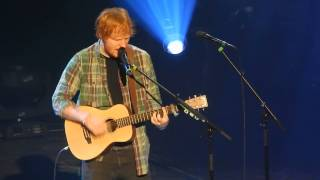 """ED SHEERAN """"HIT ME BABY ONE MORE TIME"""" (BRITNEY SPEARS COVER) LAS VEGAS"""