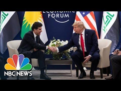 Watch live: Trump at World Economic Forum in Davos, Switzerland