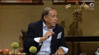 Conversando con Cristina Pacheco - Carlos Herrero Bervera