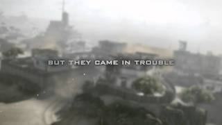 Battlefield Bad Company 2 Movie Trailer: Isolated Desert