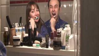 Toothbrush Symphony Experiment