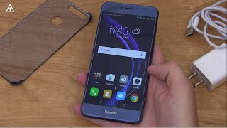 Honor 8 Unboxing and Impressions!