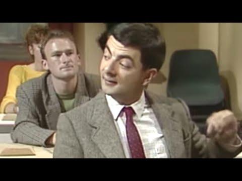 Essential exam equipment | Mr. Bean Official