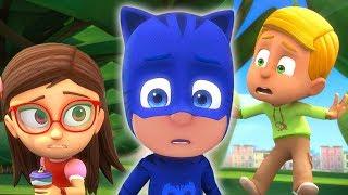 PJ Masks Full Episodes ⚡️PJ Power Up Full Episode ⚡️Season 2 | Superhero Kids