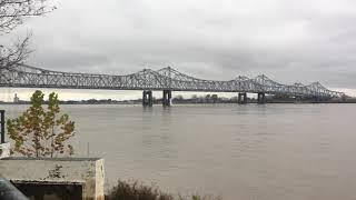Mississippi River Ship