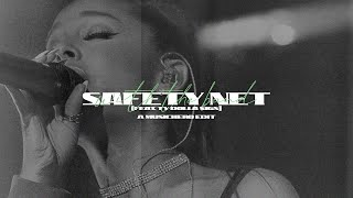 ariana grande (feat. ty dolla $ign) - safety net (with the band)