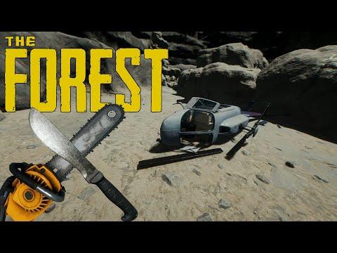 The Forest CZ : Motorovka mezi půlky coop Kolage