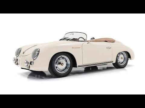 Video of Classic 1957 Porsche 356 located in Saint Louis Missouri - $49,900.00 - PNQG