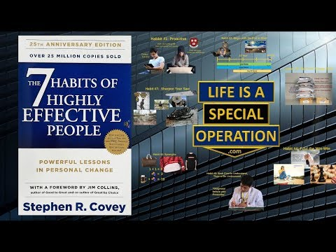 "Leadership Book Review – ""7 Habits of Highly Effective People"" – Stephen Covey"