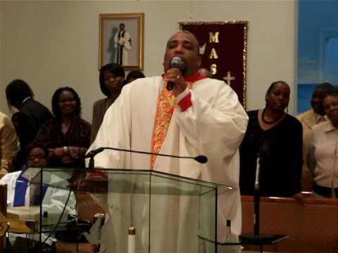 Bishop Bruce Parham – Hide Me