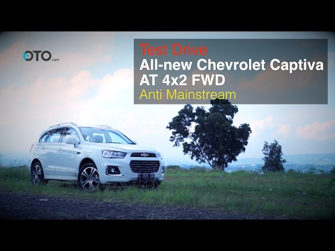 Review All New Chevrolet Captiva LTZ | Oto.com