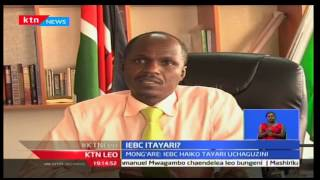 Seneta Kennedy Mong'are asema IEBC haiko tayari kwa uchaguzi mkuu
