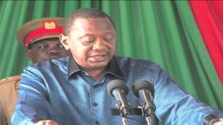 Uhuru now waives visa fees for young visitors - VIDEO